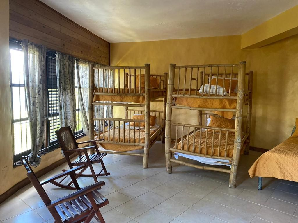 6 de 52: Villa en Jarabacoa  dormitorios