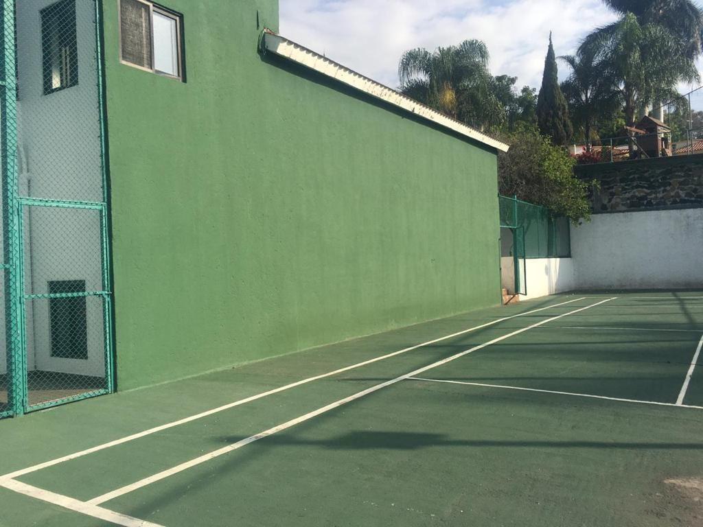 10 de 12: Cancha de tenis