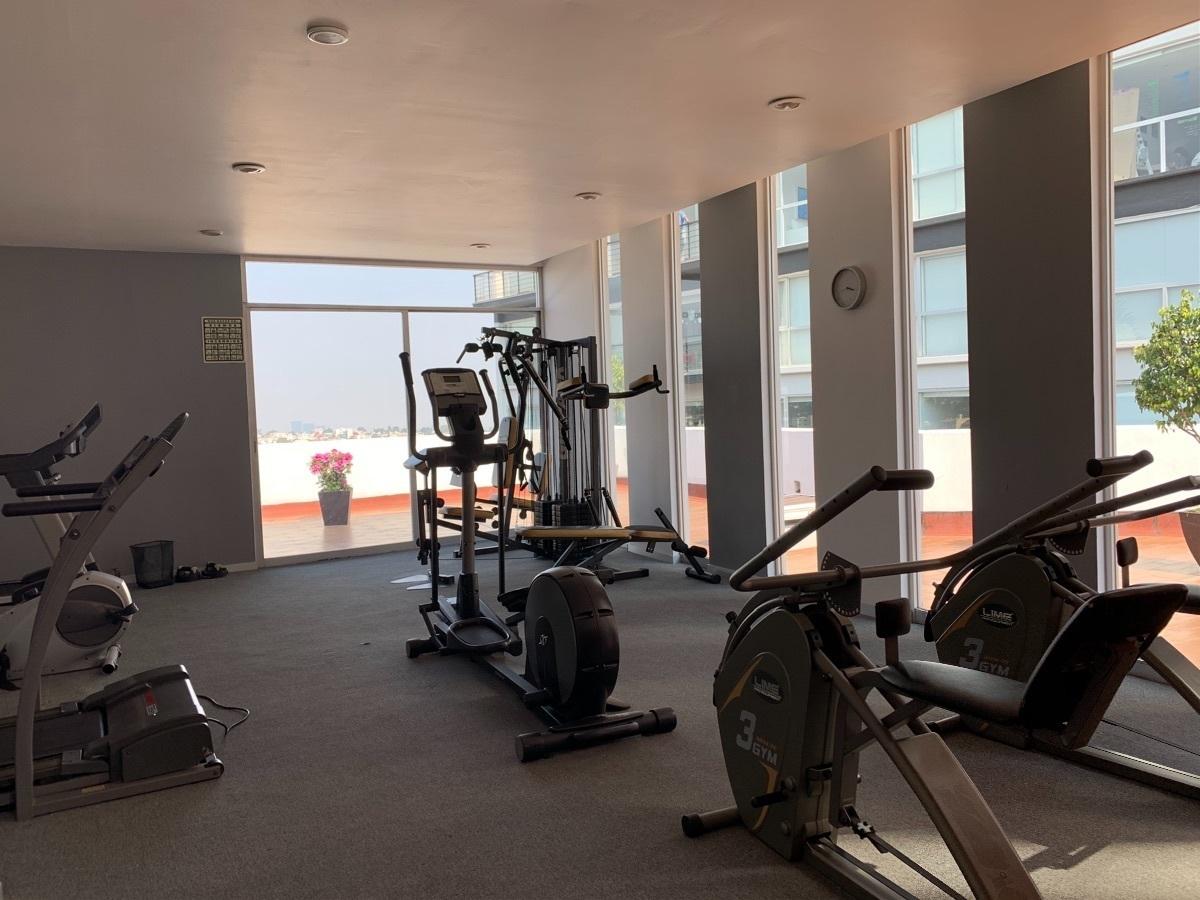 25 de 27: Gym