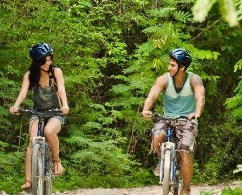 7 de 8: más de 15km de carril bici en Cap Cana