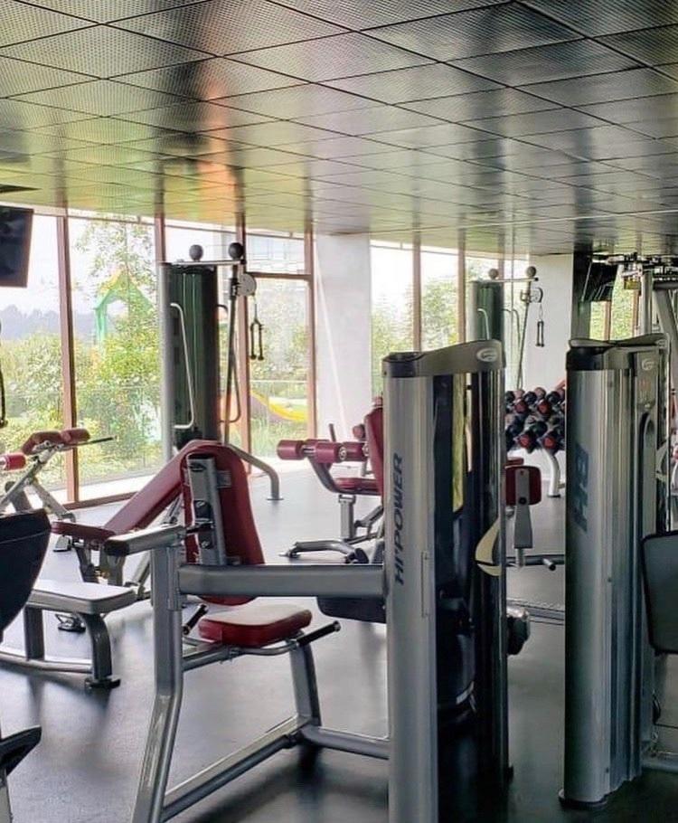 40 de 48: Gym