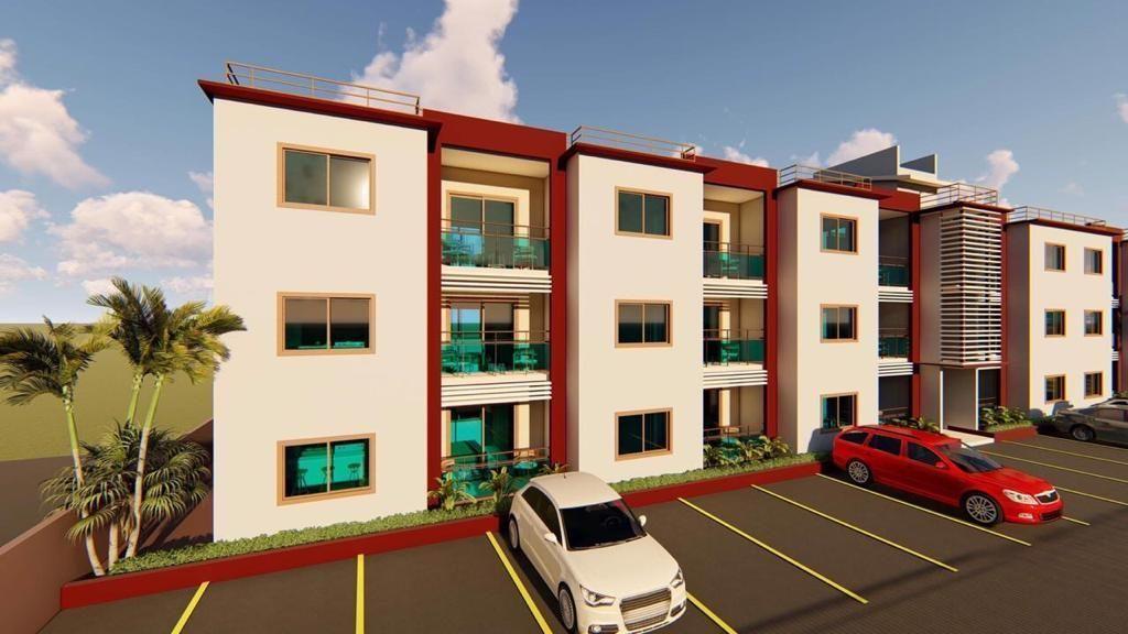 2 de 7: Edificio en venta nuevo para la venta en bavaro