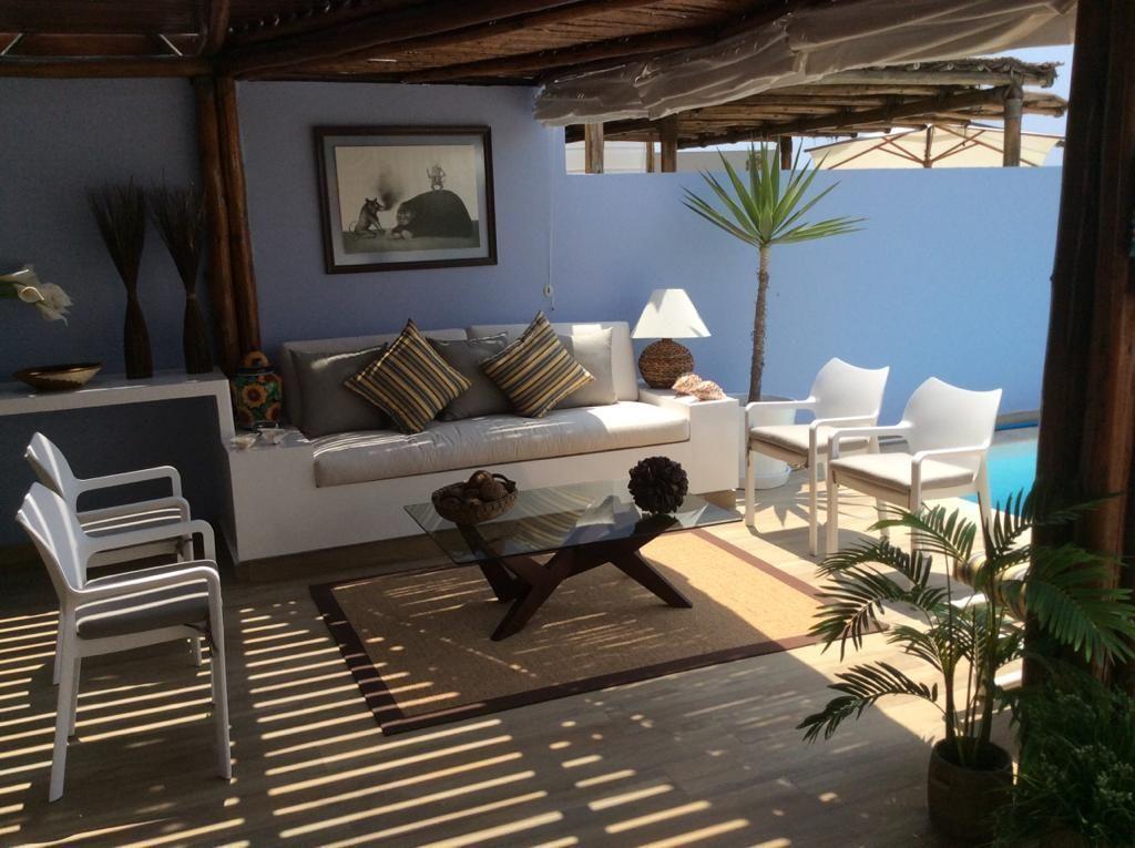 5 de 38: Linda Terraza de buen tamaño con espacio para varios muebles