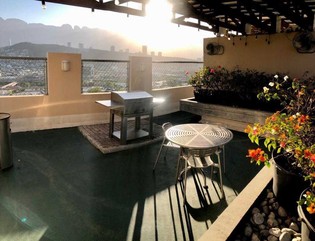16 de 18: Dos terrazas con asadores y vistas espectaculares