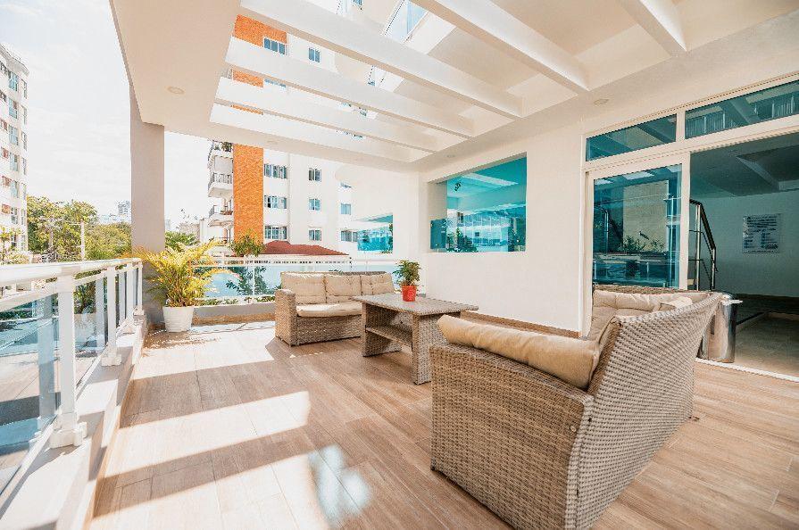 16 de 16: Phentose ens serralles 2 dormitorios con terraza privada