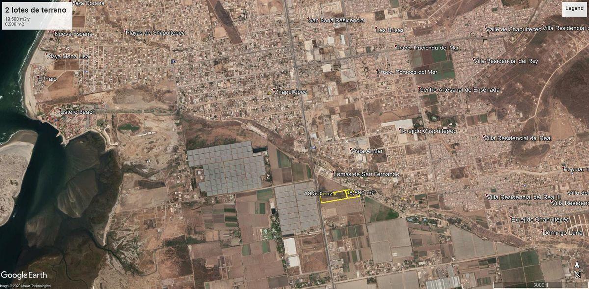 1 de 2: Localización Satelital