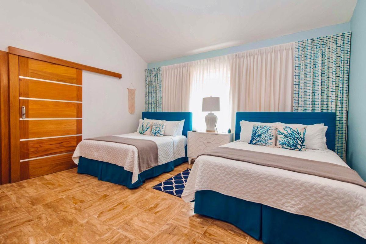 19 de 29: Villa casa de campo 4 dormitorios moderna