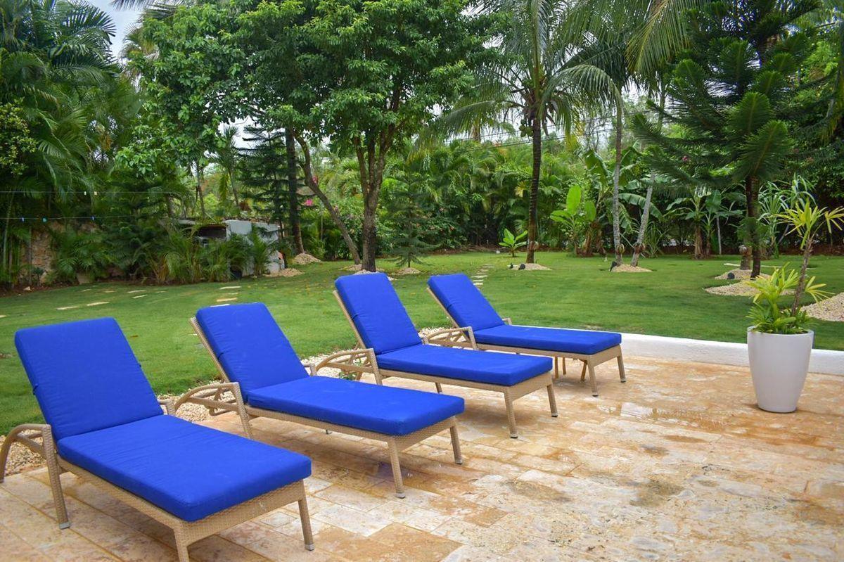 8 de 15: Villa casa de campo 4 dormitorios piscina privada