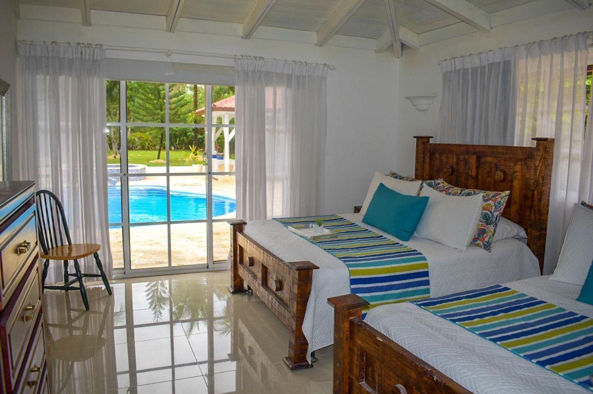 9 de 15: Villa casa de campo 4 dormitorios piscina privada