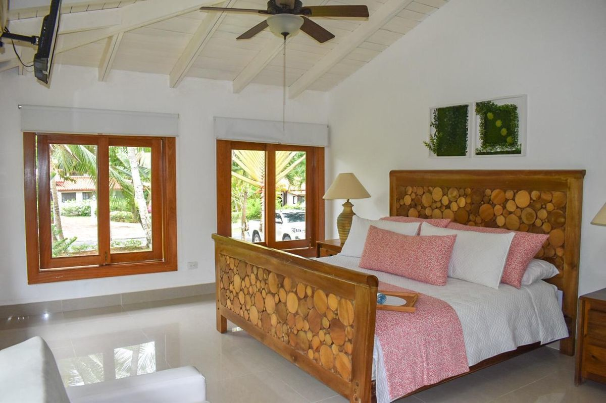 11 de 15: Villa casa de campo 4 dormitorios piscina privada