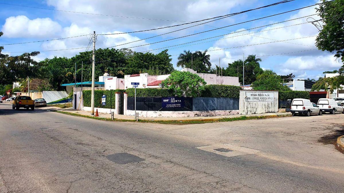 1 de 8: Terreno comercial renta Mérida Yucatán  Chichen Realty