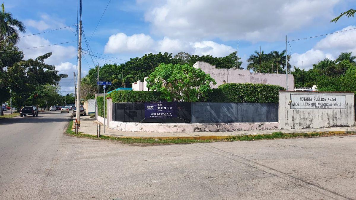 4 de 8: Terreno comercial renta Mérida Yucatán  Chichen Realty