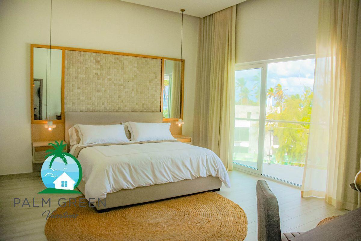 2 de 50: Penthose 3 dormitorios primera linea de playa alquiler vacac