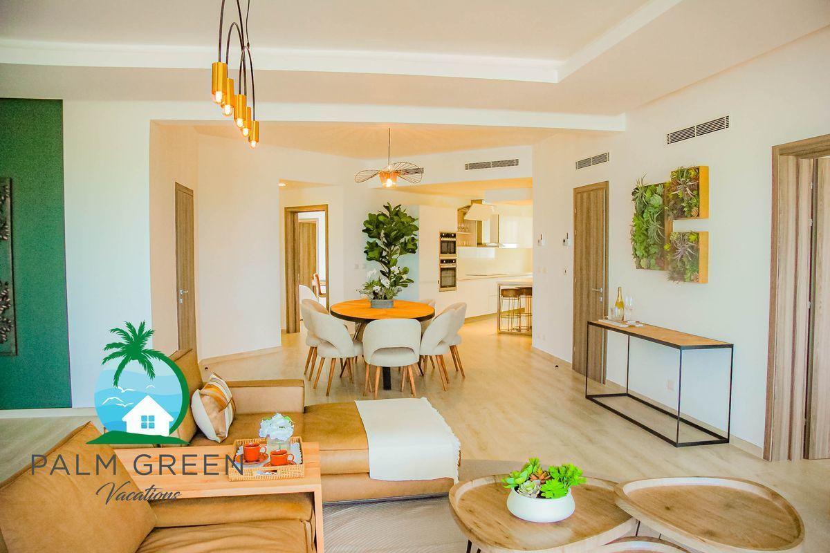 13 de 50: Penthose 3 dormitorios primera linea de playa alquiler vacac