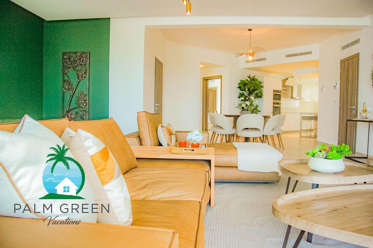 14 de 50: Penthose 3 dormitorios primera linea de playa alquiler vacac