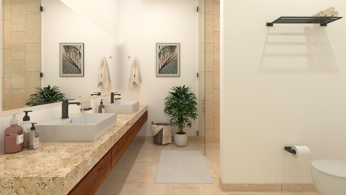 7 de 9: baño principal