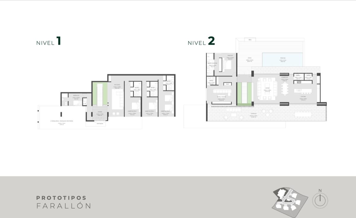 17 de 17: Distribución 4 habitaciones
