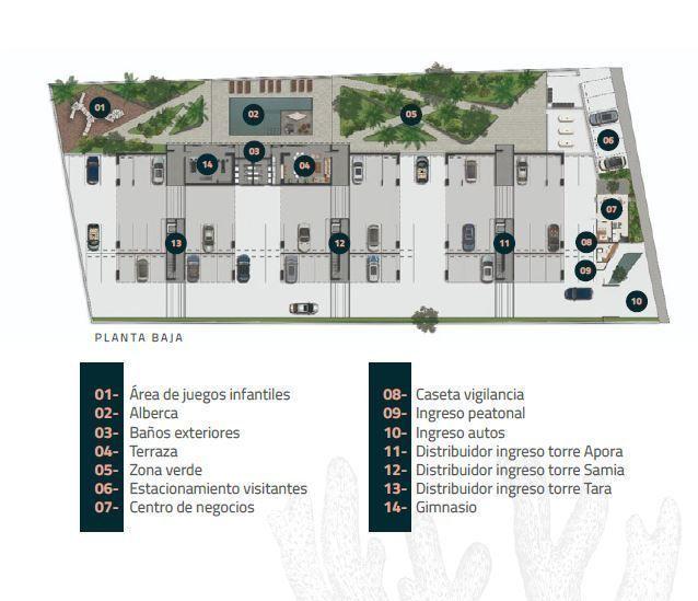 9 of 14: planta lobby