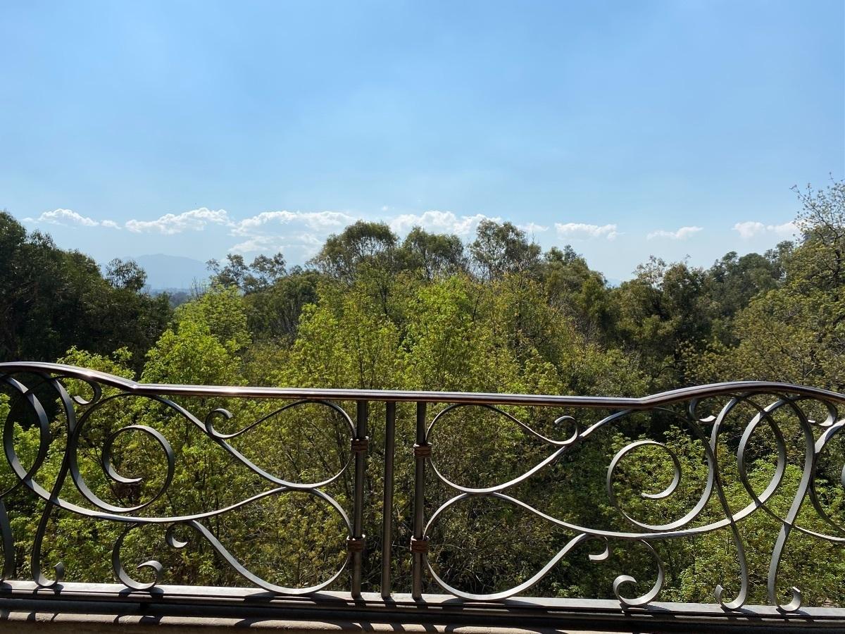 3 de 23: Gloriosa vista desde tu balcón