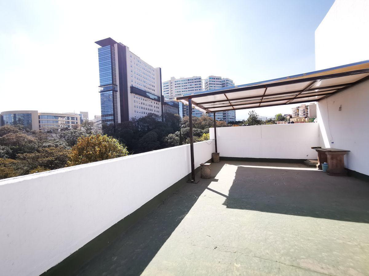 23 de 25: Terraza 50 m²