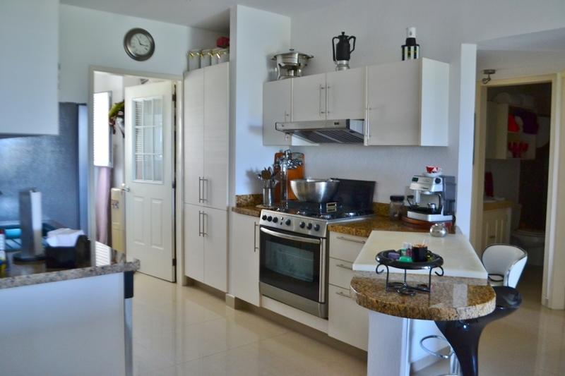 10 de 31: Amplia cocina equipada.