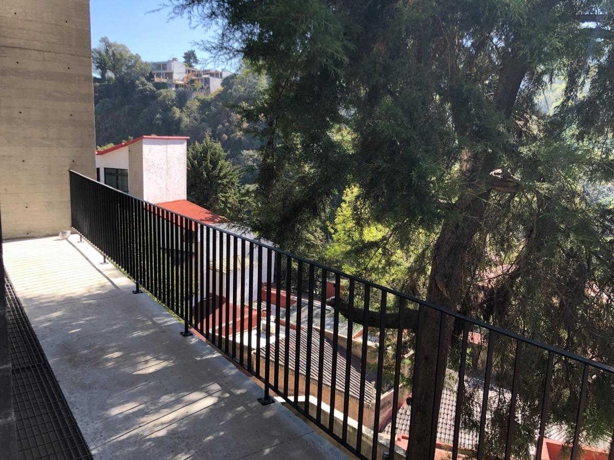 19 de 29: Balcón de una de las recámaras
