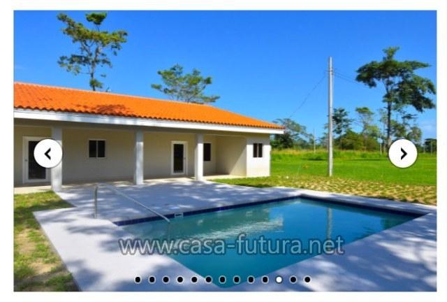 Lindas Casas 24km De Ceiba En Jutiapa Atlantida Modelo