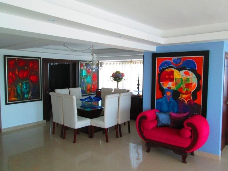 Cabina De Baño Santo Domingo:Venta apartamento de lujo con vista al mar en La Esperilla