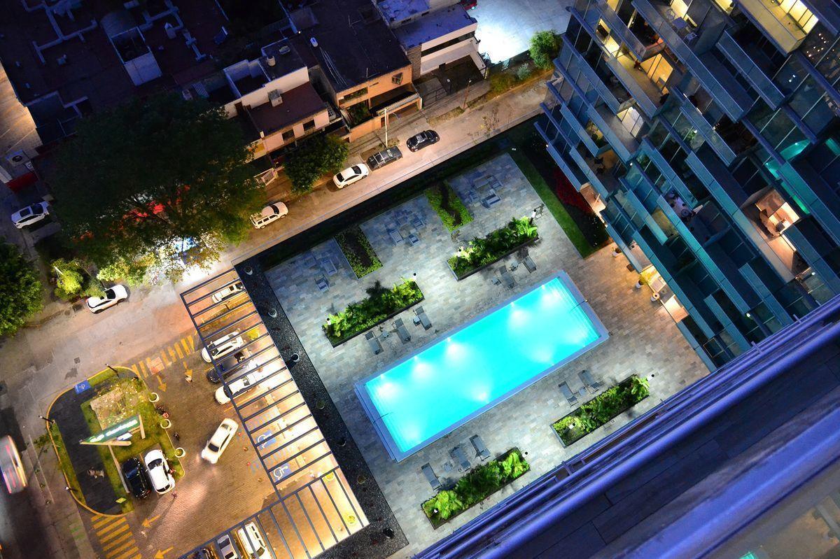 6 de 30: Vista balcón (Alberca)
