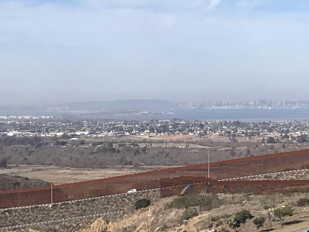 8 de 10: Vista Panorámica a San Diego