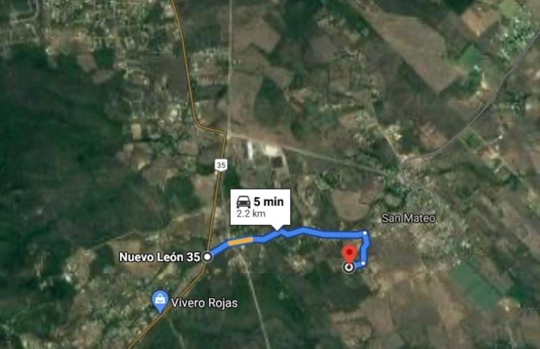 4 de 13: camino por la Lobita