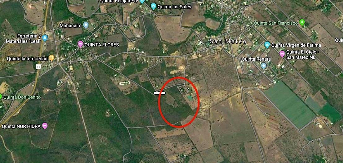 5 de 13: Zona de ranchos y Quintas