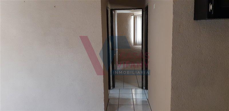 14 de 26: vista de pasillo interno