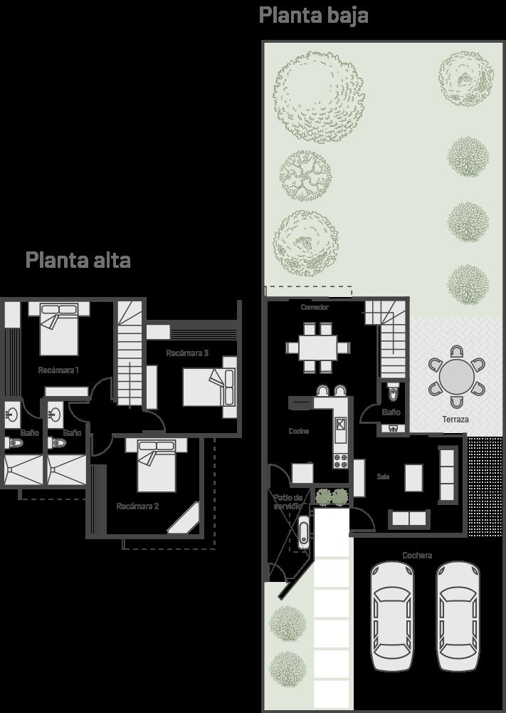 2 de 16: Plano Distribución