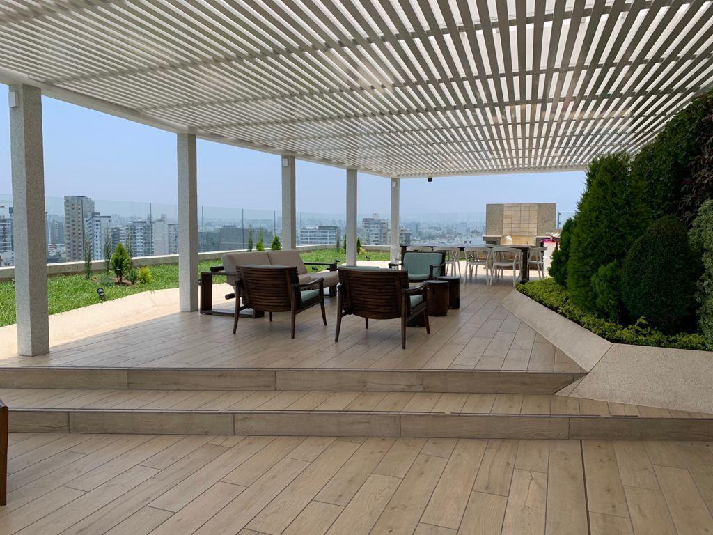 16 de 29: Área común: terraza
