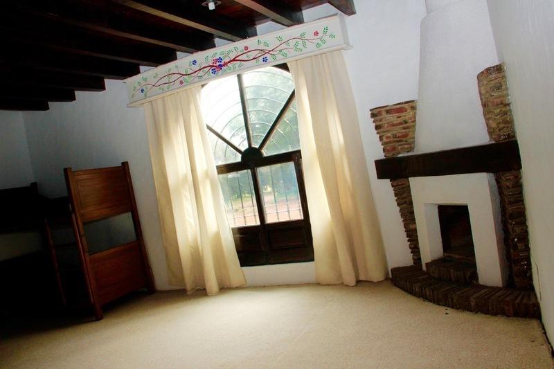 25 de 31: Dormitorios cálidos