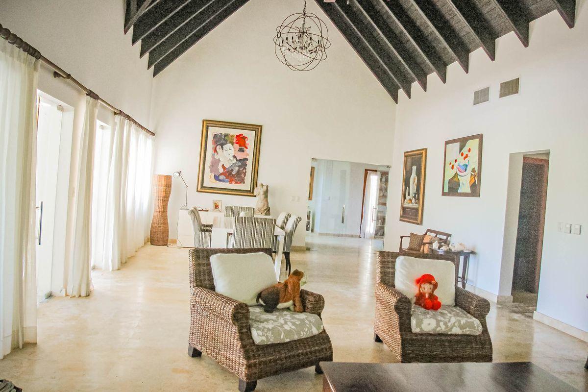 9 de 36: Villa Arecife cocotal 5 dormitorios