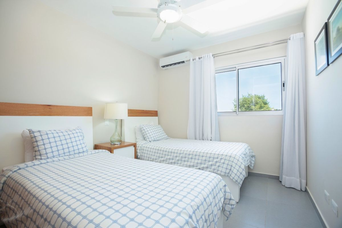 32 de 42: Phenthouse punta cana punta blanca 3 dormitorios amueblado