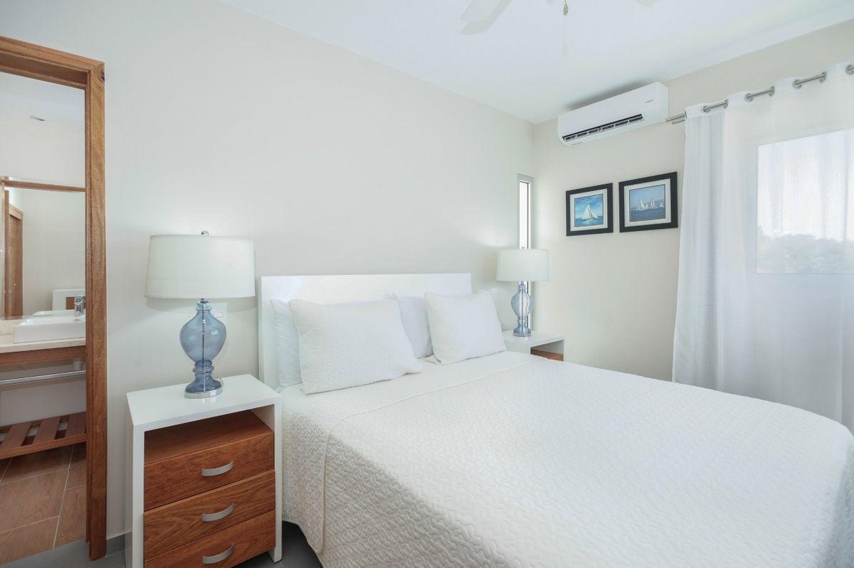 35 de 42: Phenthouse punta cana punta blanca 3 dormitorios amueblado