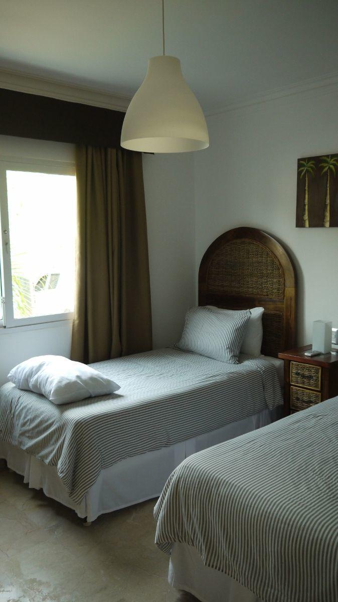 19 de 28: Apartamento punta blanca punta cana primer piso 2 dormitorio