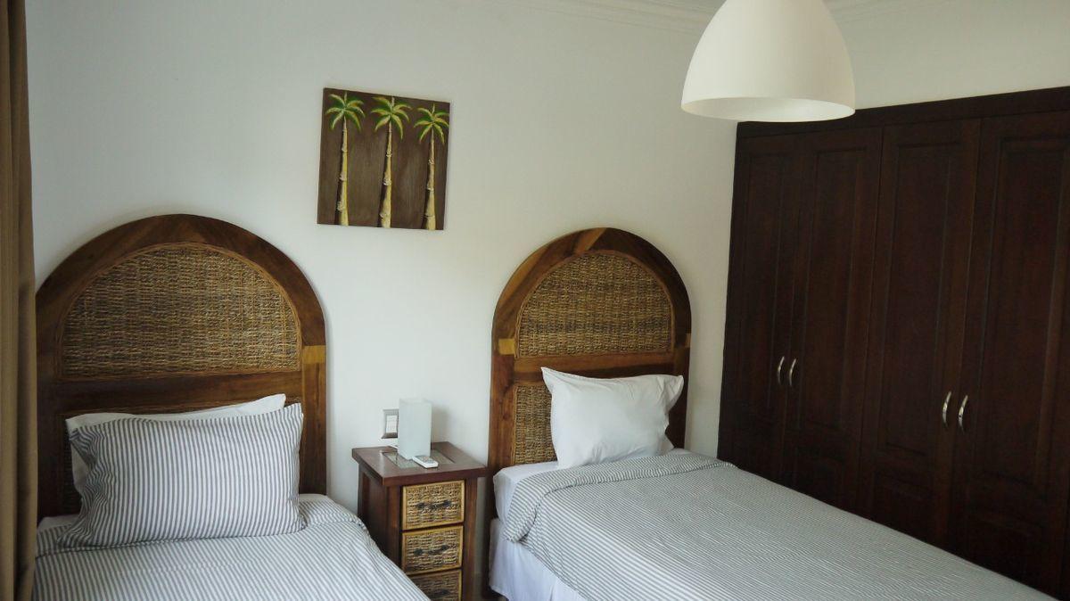 20 de 28: Apartamento punta blanca punta cana primer piso 2 dormitorio