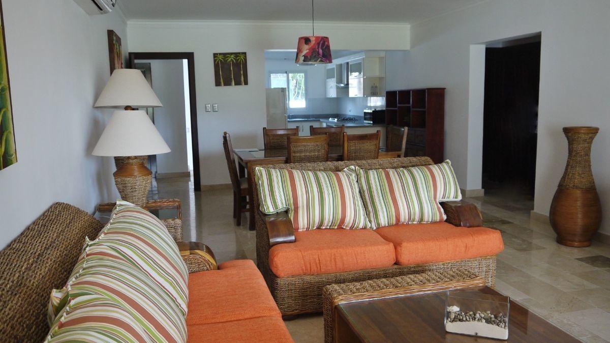 2 de 28: Apartamento punta blanca punta cana primer piso 2 dormitorio