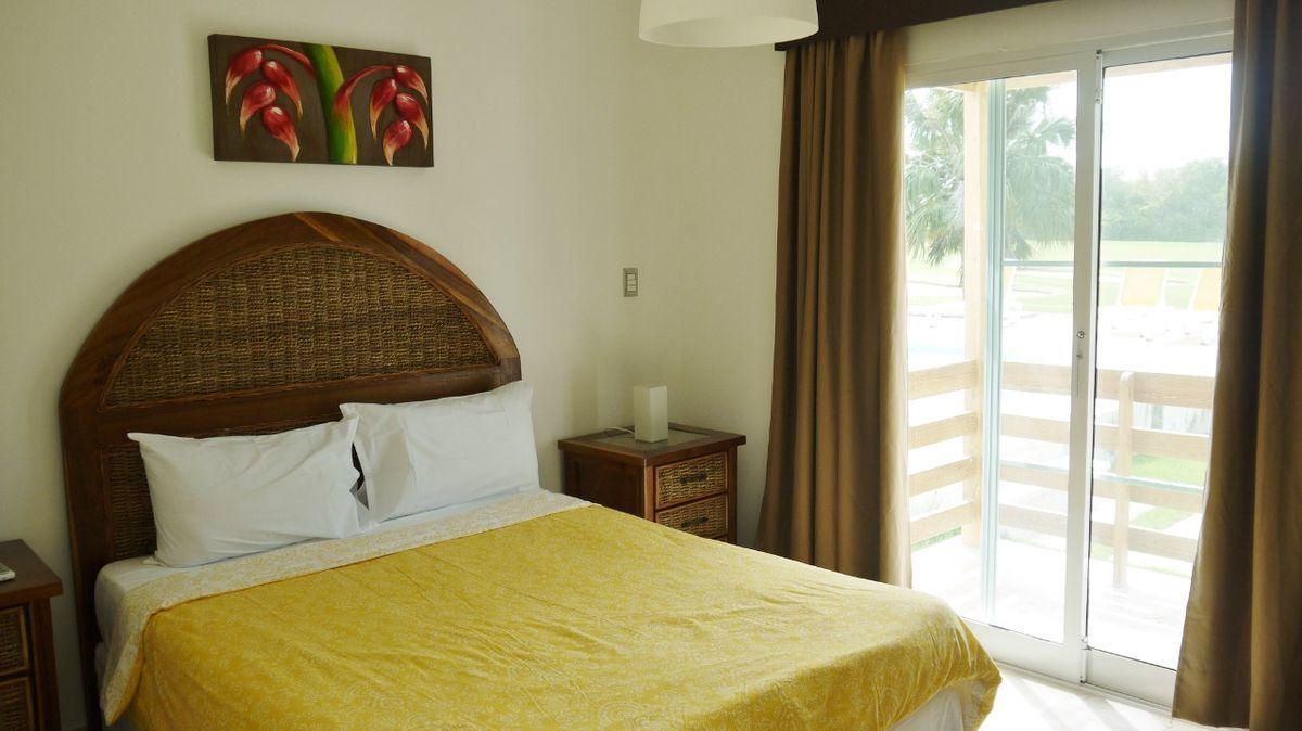 7 de 28: Apartamento punta blanca punta cana primer piso 2 dormitorio