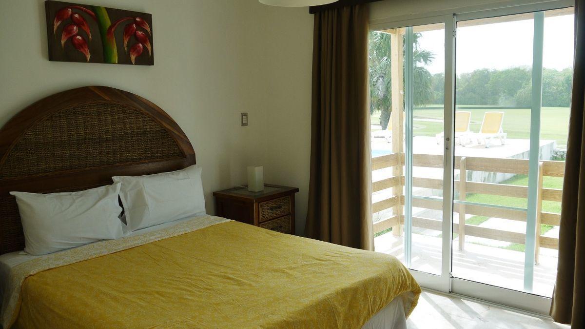 23 de 28: Apartamento punta blanca punta cana primer piso 2 dormitorio