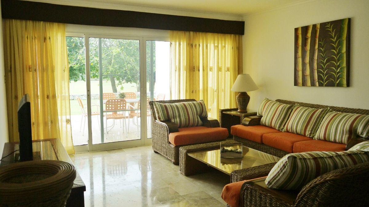 1 de 28: Apartamento punta blanca punta cana primer piso 2 dormitorio
