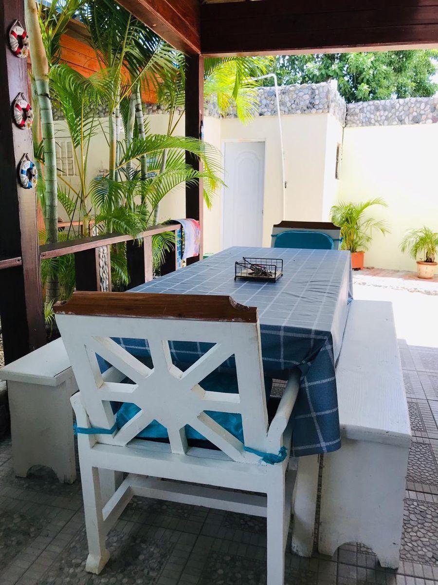 14 de 14: Villa Bani campo mar 4 dormitorios 12 personas