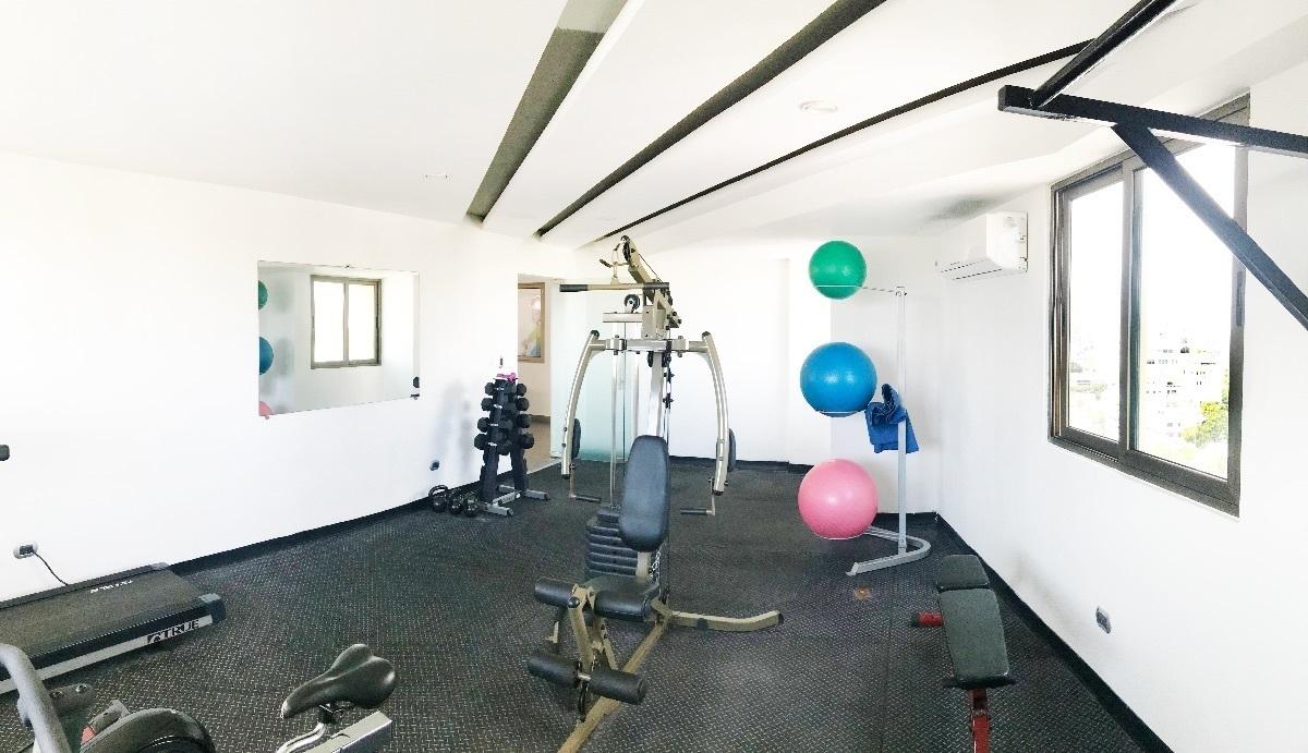 23 de 24: Gym