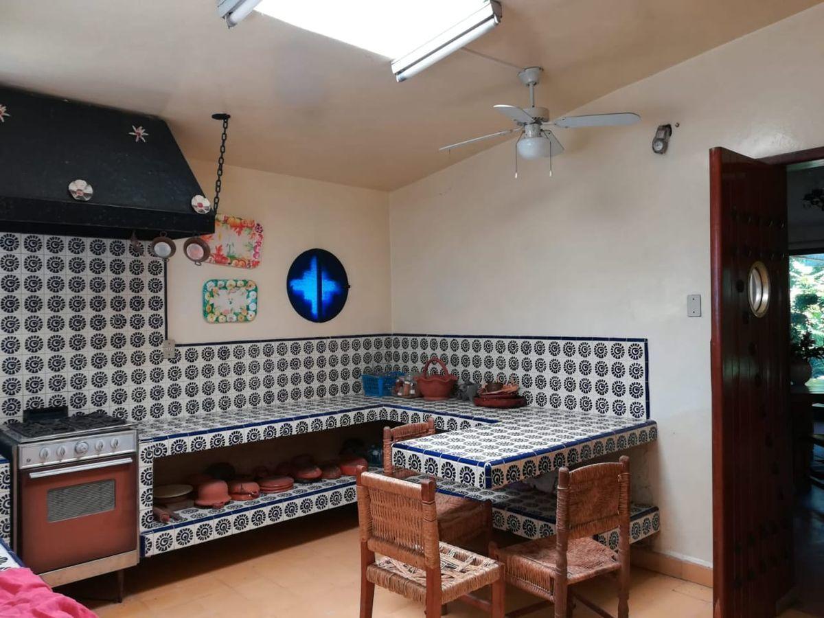 5 de 16: Cocina estilo colonial