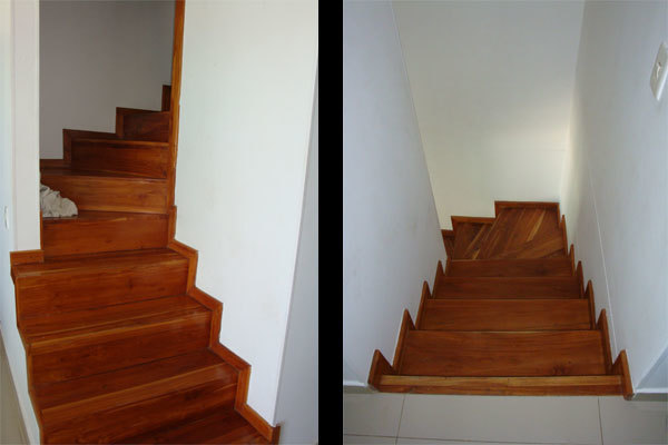 13 de 25: Escaleras apto dúplex
