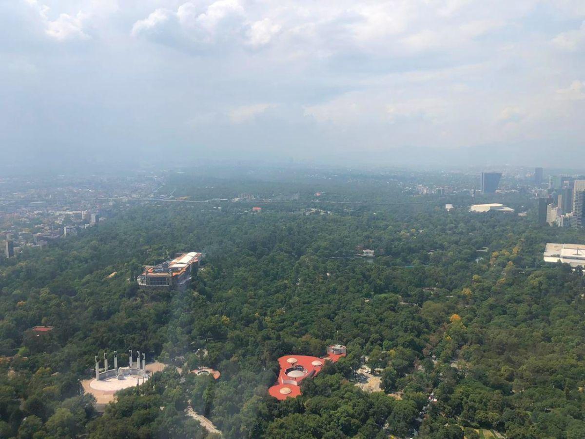 5 de 12: Espectacular vista a la Ciudad